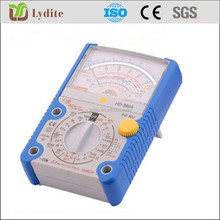 390 A Professional Ac/dc Lcd Protective Function Analog Multimeter