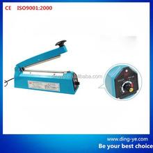 plastic body hand type PFS100 impulse heat sealer