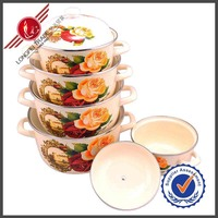 For Restaurant Use Premier Quality Real Enamel Kitchen Cookware