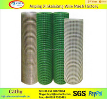 pvc coated welded wire mesh / welded wire mesh fence