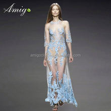 Plus size formal unique two piece woman dress fashion overstocks in guangzhou
