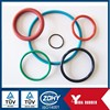 Custom made silicone rubber o ring, FKM/EPDM/Nitrile rubber o ring manufacturer