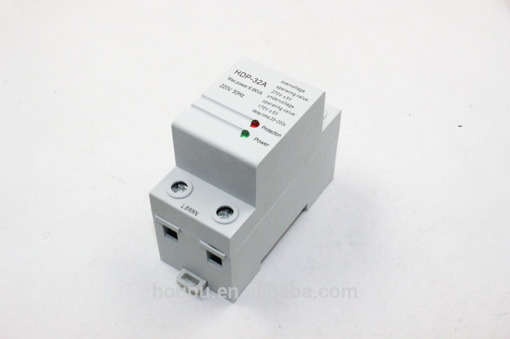 Hdp автосброс мини автоматические выключатели, Под защитой от перенапряжения устройство