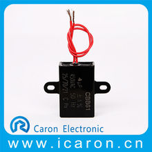 fan motor capacitor of cbb61 450v 1.5uf with CE/UL