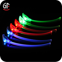 China Factory Wholesale Led Silicone Wristbands Glowing In Dark