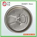 Vacío 330 ml piezas de aluminio puede para bebidas / bebidas de cerveza con fácil de extremo abierto