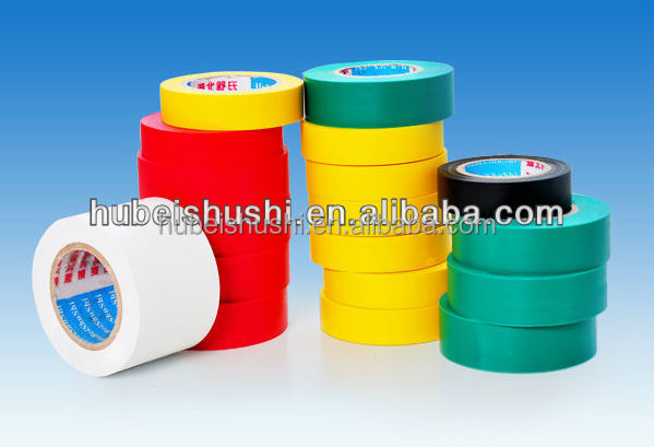 Fire Resistant Adhesive : Low voltage flame retardant pvc electrician tape self