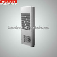 600W /AC230V Outdoor Cabinet Air Conditioner For Telecom Electric Battery Cabinet and Shelter