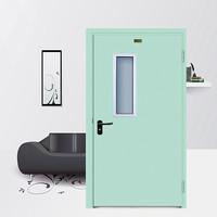 2015 new design hospital medical steel door(KD-YLM)