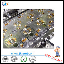 17 years ISO approved OEM Appliance double injection plastic molding