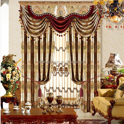 2014new luxury different styles of bullion string door curtain