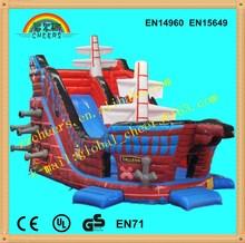 Inflatable Corsair ship