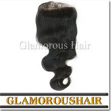 lace closure with baby hair, cheap price dream virgin hair