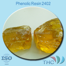 Phenolic Resin 2402 use in adhesive for bonding leather,rubber,metal surfaces