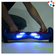 2015 Newest Style 2 wheels electric scooter Transformer with wing LED Lights balance scooter