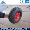 hot sale pneumatic rubber small wheels for cart