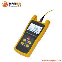 optical power meter / fiber optical light source power meter / handheld optical power meter