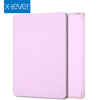 10 Years Experience Factory Wholesales 7.9 Inch Pink Geniue Leather Case For Ipad 6
