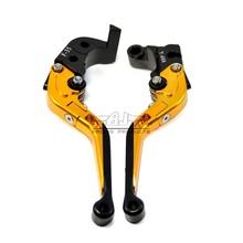 BJ-LS-001 High quality dirt bike brake and clutch levers for VTR1000F/FIRESTORM