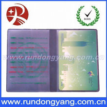 PVC bags for Bus Cards