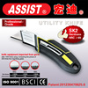 Hot selling High quality multi Zinc-Alloy case Safety industrial products pocket knife utility knife