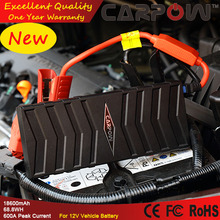 Special Design 18600mAh Auto Starting Up To 5.0L 12V Diesel Engine Jump Starter