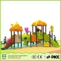 Ocean Series Games Ready Made LLDPE Lldpe Kids' Outdoor Play Equipment