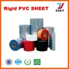 Rigid pvc plastic sheet manufacturer with 12years experience