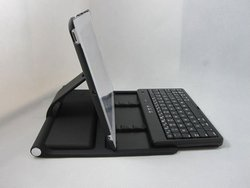 for apple ipad 2 bluetooth rotated keyboard case