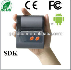 Free SDK Provided 2inch Portable Mobile Printer bluetooth for tablet and mobile