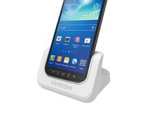 For Samsung Galaxy S4 Active New USB 2.0 Cradle Desktop Charger Dock Station with Cover-mate, Docking Station, Charging Dock