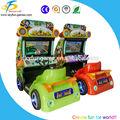 Carro jogo de corrida para meninos, máquina de jogo simulador de carro de corrida