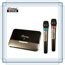 Loreley Professional 2.4G wireless microphone set for Karaoke