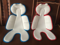 3D COOL MESH FABRIC MATERIAL FOR BABY SEAT PAD