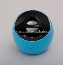 2013 products card audio portable stereo digital speaker NFC / Bluetooth Vibration Speaker with MIC