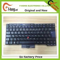 Genuine Original New laptop keyboard for IBM T410 Spanish keyboard 45N2151