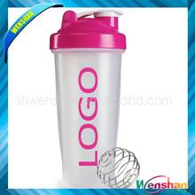 Wenshan sport New protein shaker bottle bpa free