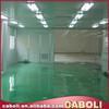 Caboli driveway coating for shop garage floor