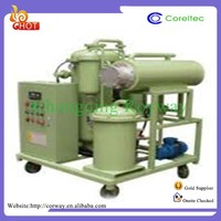 Highly Effective Vacuum Insulating Oil Purification Plant