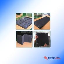 50W Canvas Fold Solar Panels