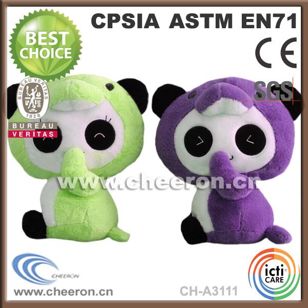 Valentine S Day Talking Toys : Valentine plush toy s day panda