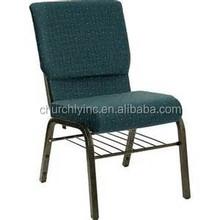 Caliente venta de la iglesia de metal altar sillas AD-0963