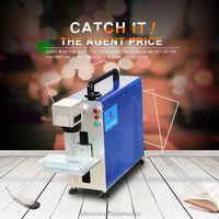 Optical Fiber Laser Marking Machine for Iphone Case