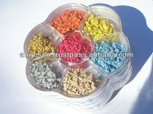 0~0.5mm EPDM Granules and SBR granules/EPDM crumb rubber