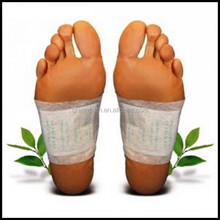 Super quality new coming korea detox foot patch bamboo