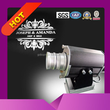 laser logo projector 15m long hot sale advertising type lamp