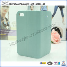High Quality And Factory Price Leather Flip Case For iPhone 4/4s