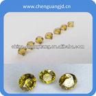 Octahedron+dodecahedron forma de diamantes em bruto para venda