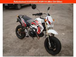 Sell Ruefurbished Japanese Mini Dirt Bike