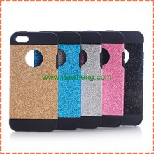 Luxury Bling Glitter Skin TPU Back Phone Case For iPhone 6 6Plus